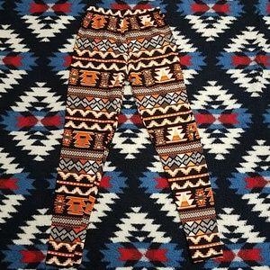 Soft Pattern Leggings